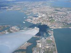 The View over Portsmouth