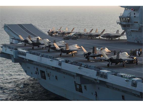 HMS QUEEN ELIZABETH ON THE CUSP OF OPERATIONS AFTER 70-DAY TEST