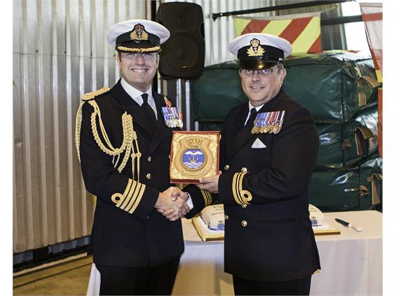 MARITIME AVIATION SUPPORT UNIT BECOMES 1700 SQUADRON