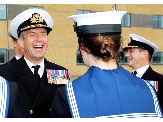 Eyes Right it's a Divisions and Awards at RNAS Yeovilton