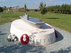 Fleet Air Arm memorial, NMA