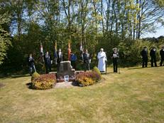 Battle Of Atlantic 70 years ceremony 27 May 2013