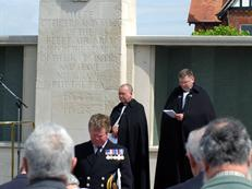 TAGA Memorial Service held at the FAA Memorial in May each year