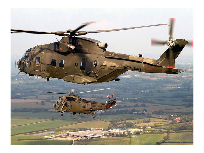 Photographs Of The Commando Helicopter Force Junglies