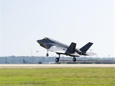 First flight of BK2, UK's 2nd F-35B