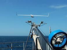 Catapult launches ScanEagle