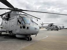 Merlin Mk2s at Culdrose