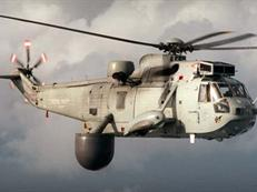 Sea King Mk7 ASaC