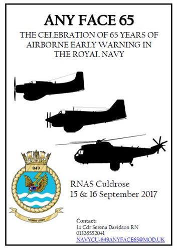 AnyFace 65: The Sapphire Jubilee of RN AEW