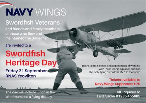 Swordfish Heritage Day
