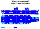 Queen Elizabeth - state of play Sep 13