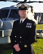 Warrant Officer Barry Firth