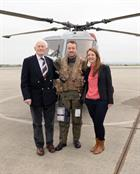 John Sharples, Lt Joe Sharples, Georgina Lythgoe