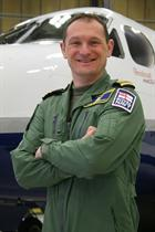 - Lt Cdr Whitson-Fay, the new Commanding Officer of 750 Naval Air Squadron