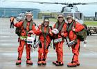 The team at Yeovilton