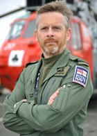 Lt Cdr Scott Armstrong CO 771 NAS