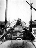 Sopwith Triplane cockpit view