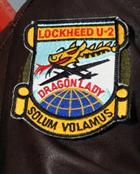 U2 Flying Jacket Badge