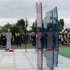 Naval Service Memorial Unveiled