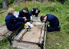 MASF restoring WWI and WWII graves