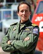 Commander Victoria Dale Smith, RNAS Culdrose Sea King Force Commander