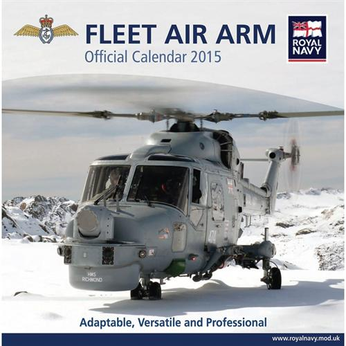 Fleet Air Arm calendar