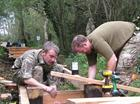 LAET Gav Babb and LAET Shaun Cain forum joists