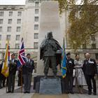 Memorial to the Korean War unveiled in London