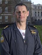 Lieutenant Commander Chris Götke