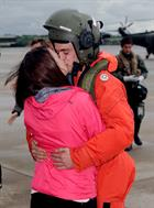 Air Engineering Technician (AET)   Grant Robbins and Girlfriend Miss Melanie Lock