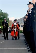 Freedom of the Borough of Yeovil