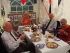 Fleet Air Arm Officers Association Garden Party in Scole