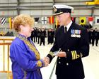 RECOGNITION FOR SAILORS FOR EFFORTS ON EBOLA MISSION
