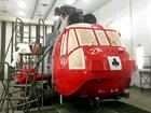 LIFE SAVING SEA KING GETS READY FOR ITS VERY PUBLIC APPEARANCE
