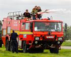 Landowners find out about Royal Navy fire tender (Big Red)