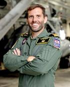 Lt Cdr Chris Hughes