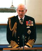 Admiral The Lord Boyce KG GCB OBE DL