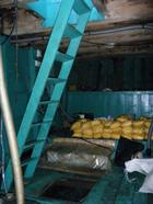 The heroin found aboard the dhow