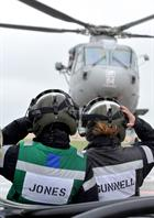 Culdrose gives the one show an olympic challenge 2