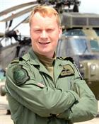 Cdr Richard Harrison MBE RN