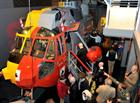 Sea King Mk5 and visitors