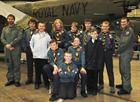 2nd South Petherton Scouts with Lt Jim Bayliss & Lt Matt Harding