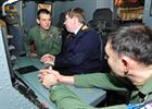 1SL being introduced to the Merlin Mk2 aircraft and the personnel working within the squadron