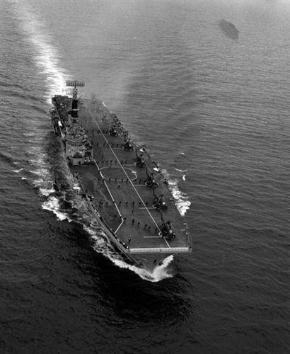 Royal Navy Air Service, Fleet Air Arm Ships Carriers
