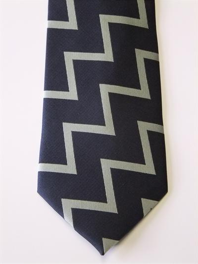 Fleet Air Arm Zig Zag Tie